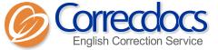 英文校正の依頼はCorrecdocsにお任せください!論文の簡単な校正や必要な箇所だけの訂正をご希望の方へ – 英文校正の依頼なら